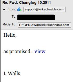 changelog-walls-spam