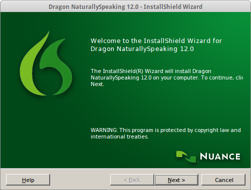 Dragon - 1 - Install Starting