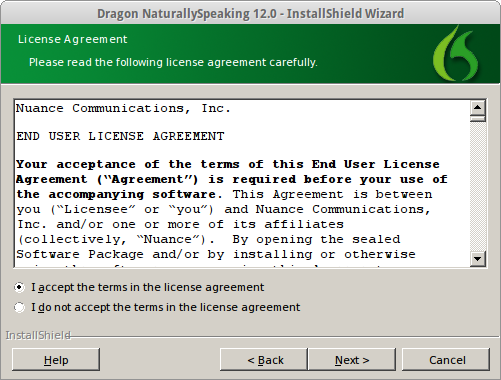Dragon - 2 - License Agreement