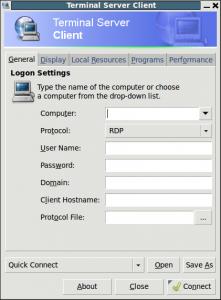 ubuntu-Terminal-Server-Client